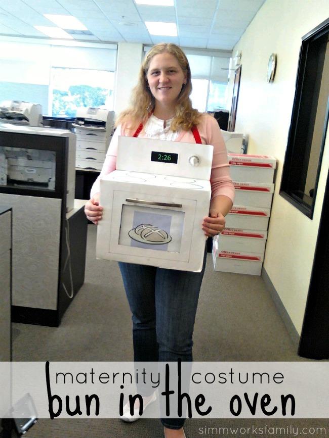 Bun in the Oven Halloween Costume