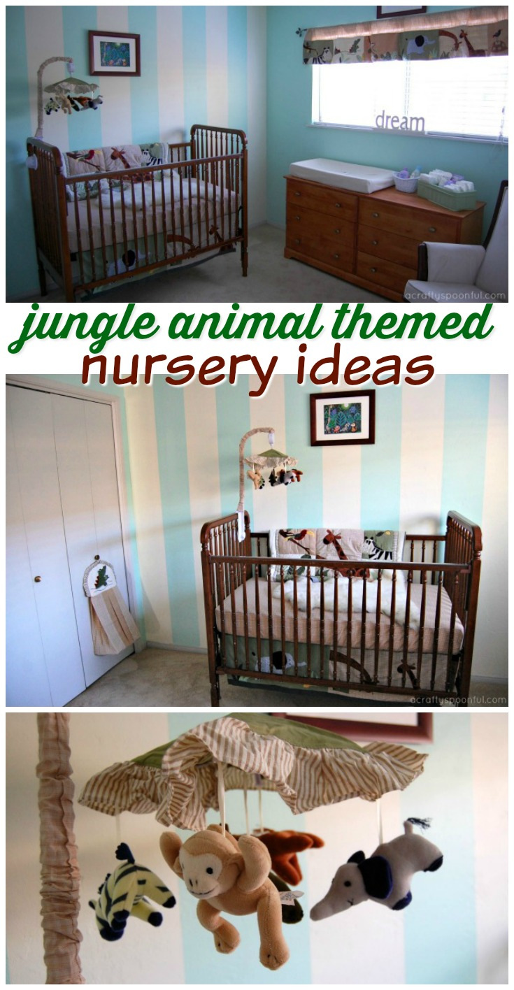 jungle animal themed nursery ideas the perfect gender neutral