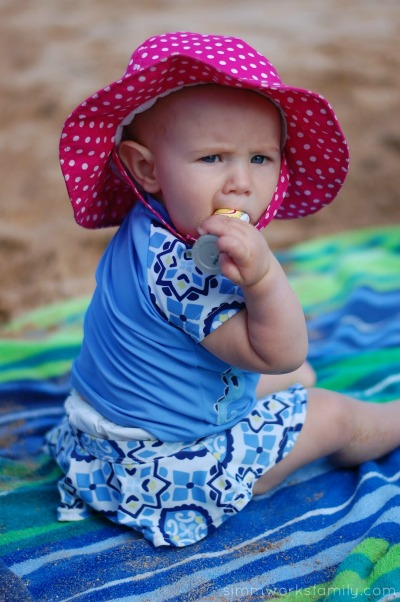 Fun and Safety in the Sun with sunscreen