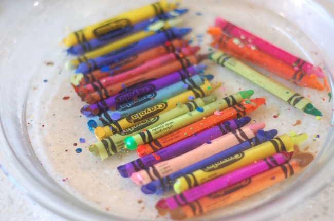 Crayon Heart Valentines 4