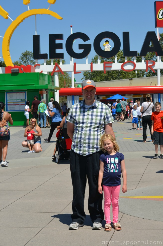 LEGOLAND California is partnering with the Carlsbad Educational Foundation again to provide an opportunity for local residents and their families to enjoy a fun-filled day to support education for only $30.