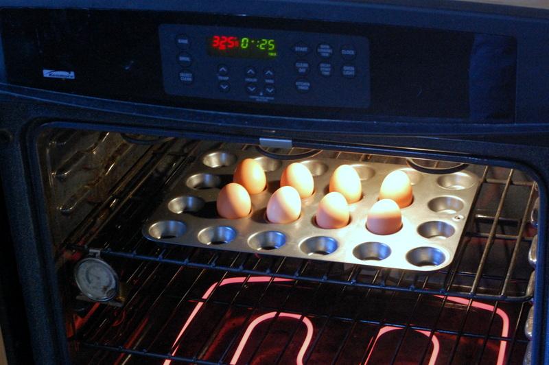 Easter Egg Tips and Tricks Oven Eggs