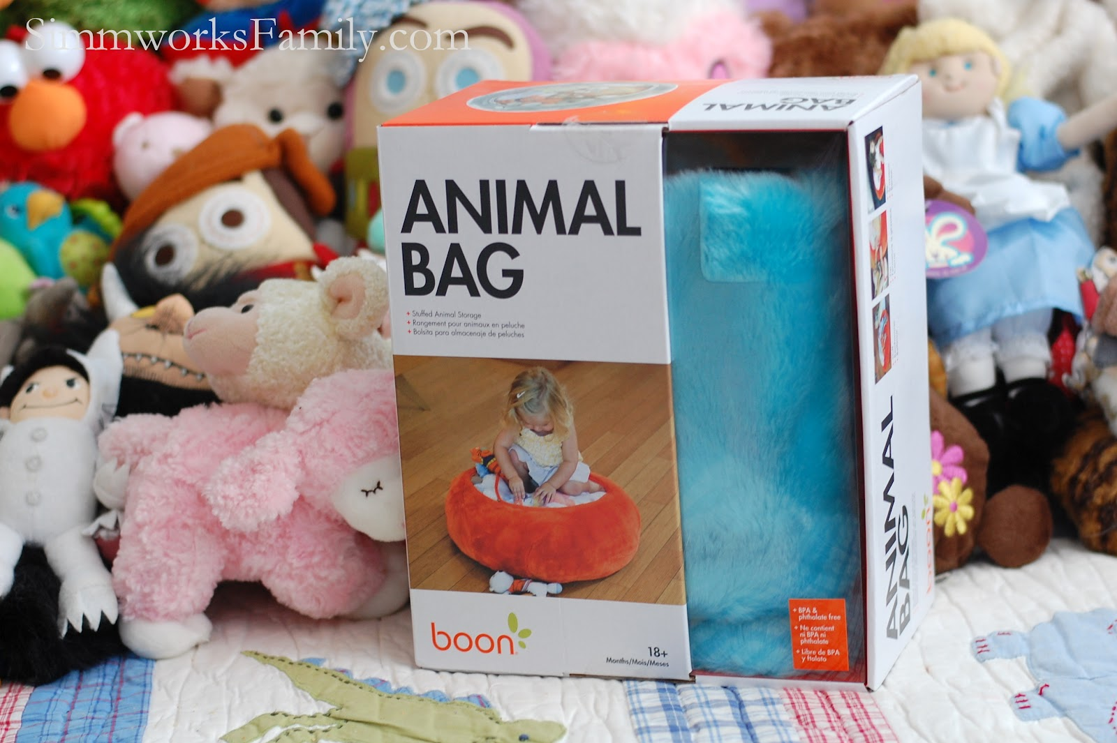 Animal Bag3 & Animal Bag Archives - A Crafty Spoonful