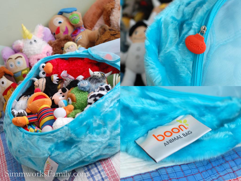 Boon Animal Bag Details