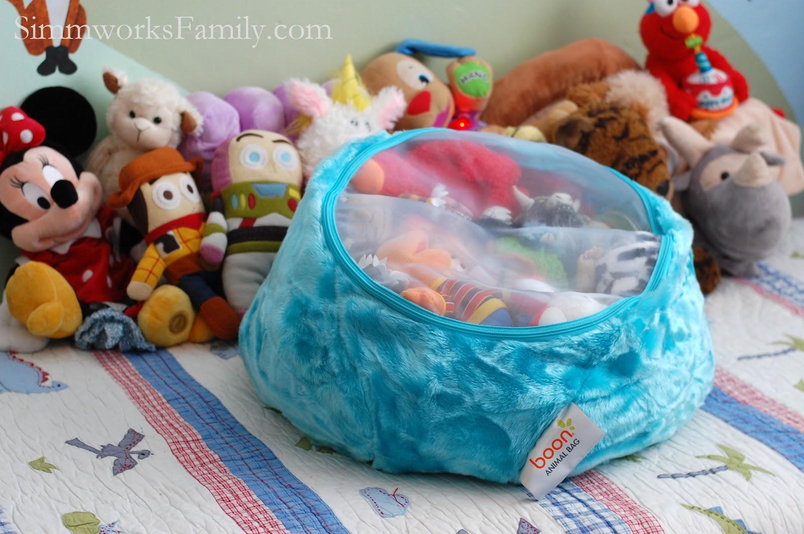Boon Animal Bag Making Toy Organization Fun A Crafty