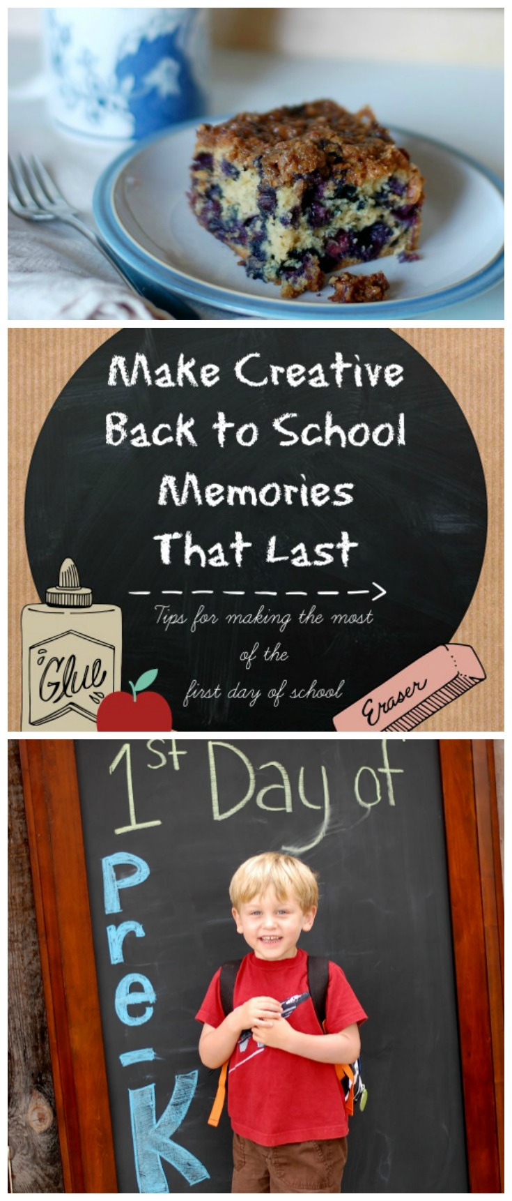 How do you make creative back to school memories that last? We're sharing a few of our favorite ways!