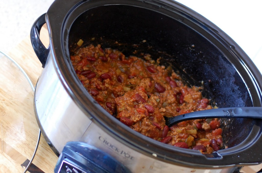 Turkey Chili with Beans 15