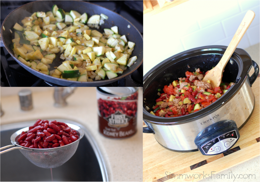 Turkey Chili with Beans 8
