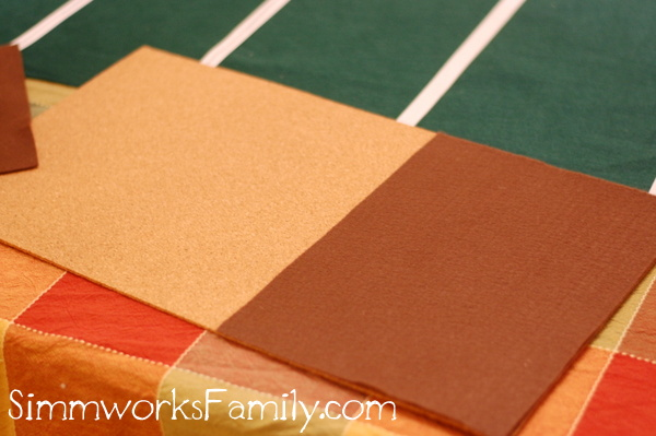Football Coasters felt and cork board