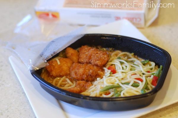 Lean Cusine Asian Flavors