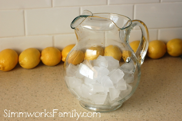 Sparkling Lemonade Iced Tea & Honey Lipton #FamilyTeaTime