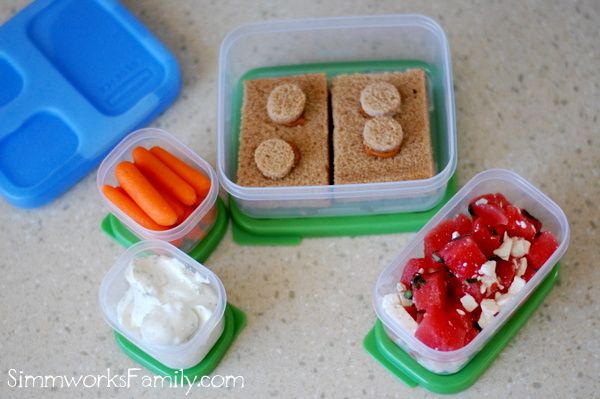 Lunches for picky eaters
