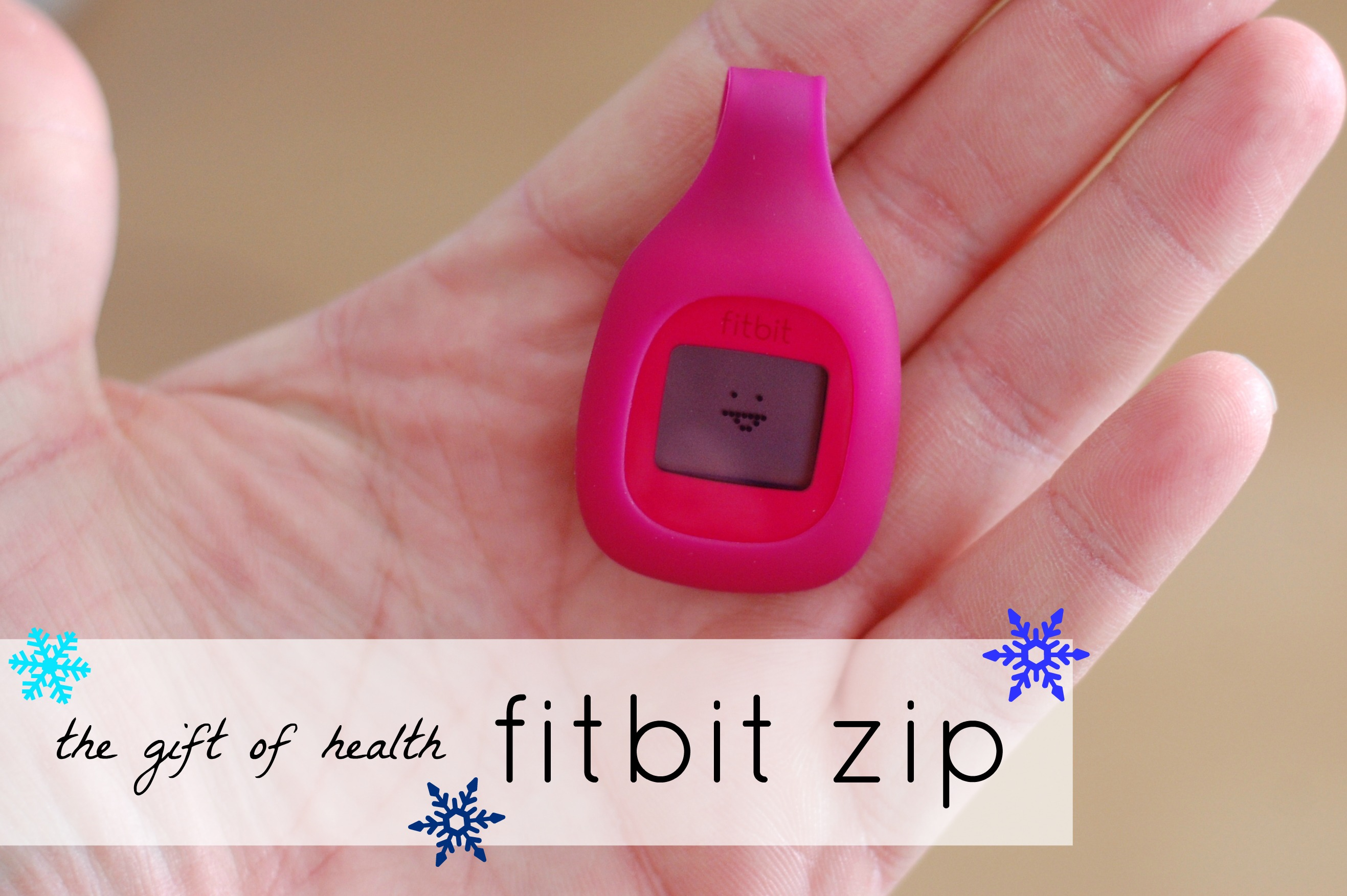 Fitbit Zip Gift of Health