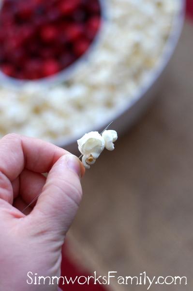 Jolly Time Popcorn Garland