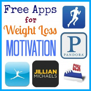 5 Free Apps for Weight Loss Motivation