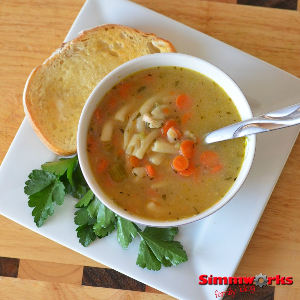 Mel S Kitchen Chicken Noodle Soup