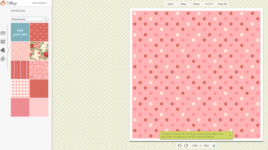 How to Make Valentines With PicMonkey background