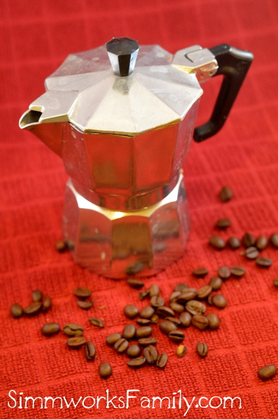 make your own latte at home stovetop espresso maker