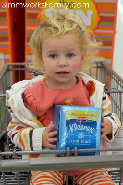 How to Keep The Germs Away Kleenex #ShareTheSoft