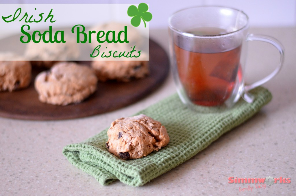Irish Soda Bread Biscuits Recipe