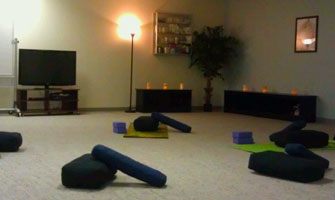 Prenatal and Postnatal Yoga at Sharp