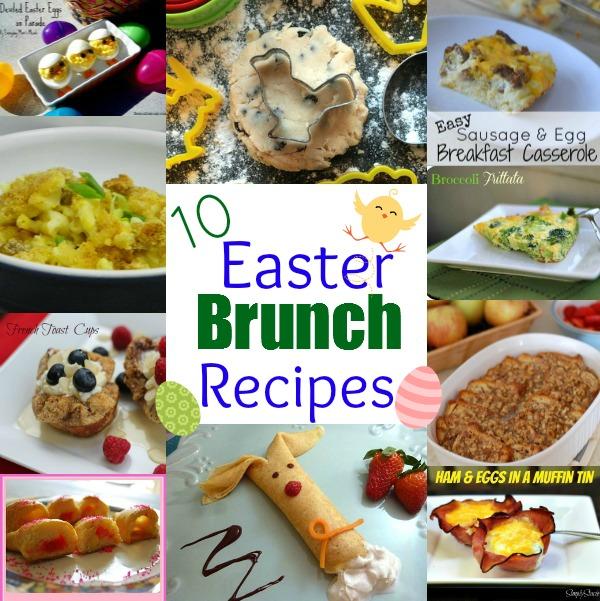 20 easter brunch recipes