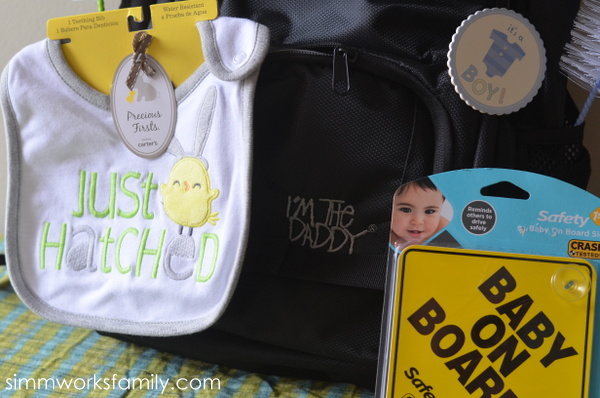 Baby Shower Gift Ideas for Second Baby - essentials