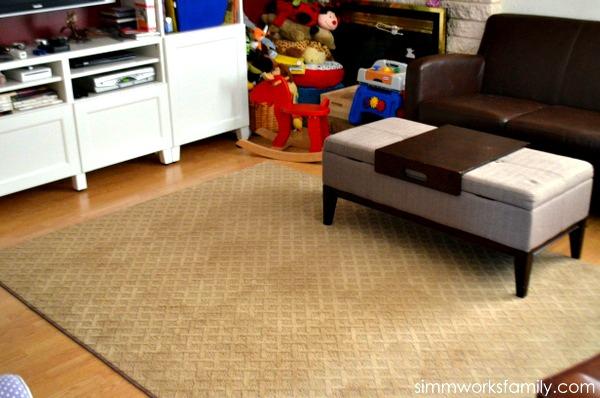 Mohawk SmartStrand Living Room