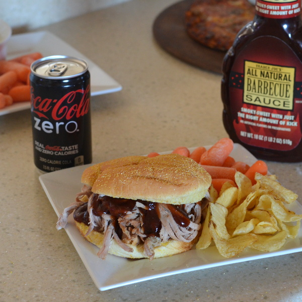 Slow Cooker BBQ Coke Pork