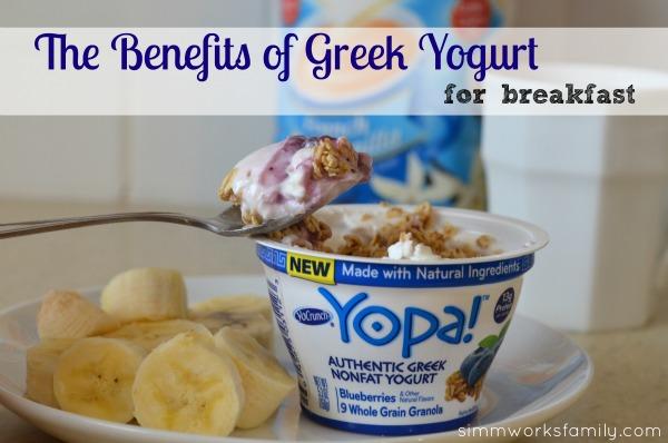 Yopa The Benefits of Greek Yogurt for Breakfast