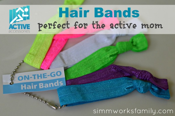 Active Accessories Hair Bands gifts for mothers day