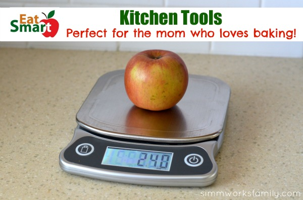 Eat Smart Kitchen Scale gifts for mothers day