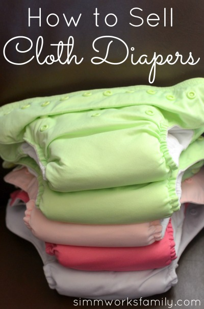 How to Sell Cloth Diapers