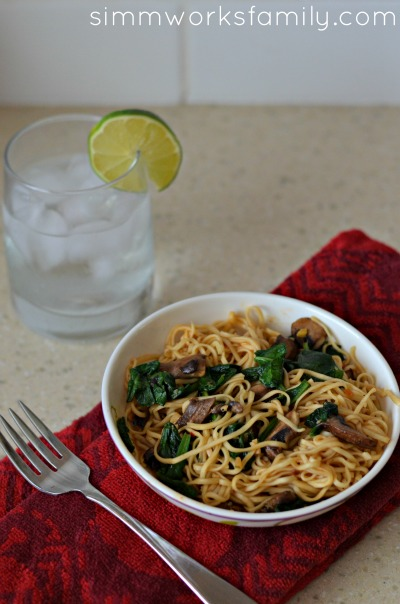 Nutrisystem Spicy Kung Pao Noodles