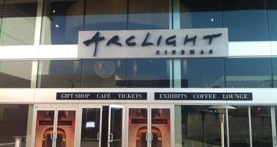 Arclight UTC Cinemas