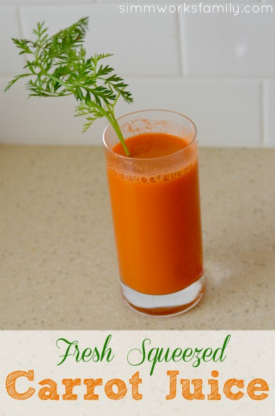 Benefits of Juicing Carrot Juice