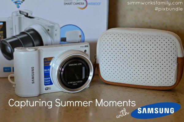Capturing Summer Moments with Samsung