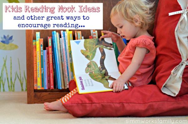 Kids Reading Nook Ideas