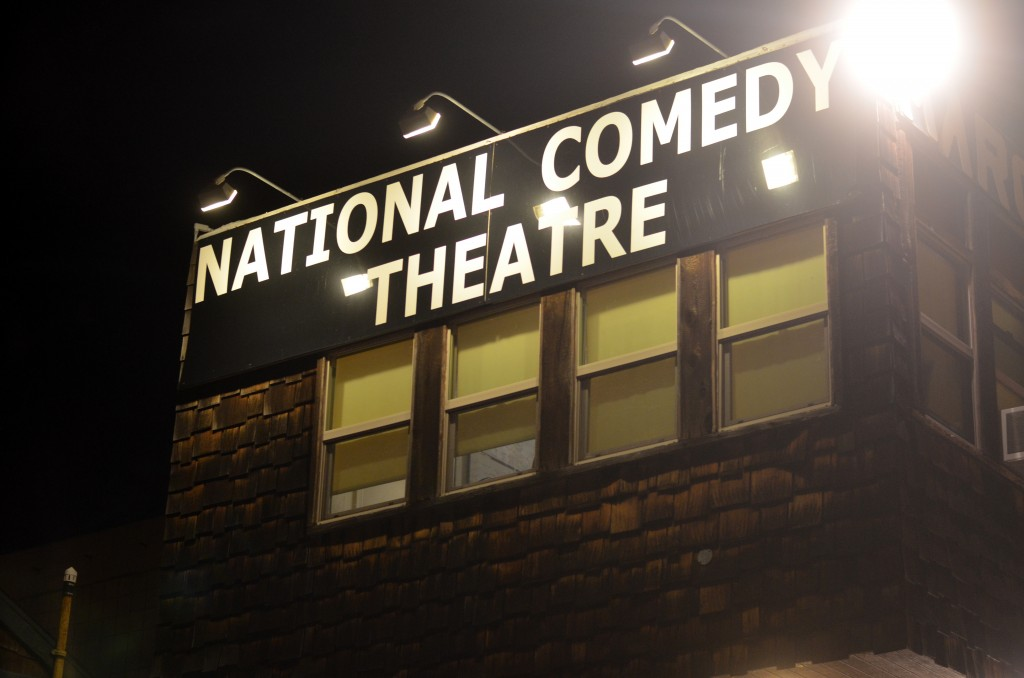 Image result for national comedy theater