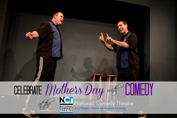 National Comedy Theater Mother's Day