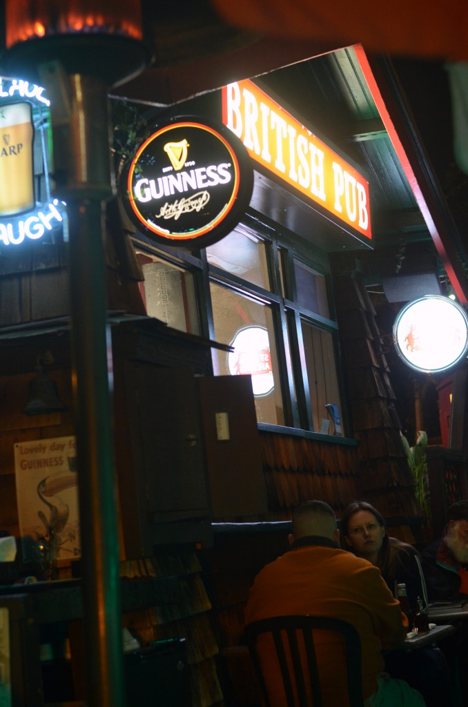 Shakespears Pub - Fun Date Night in San Diego