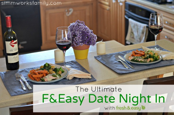 f&easy date night in