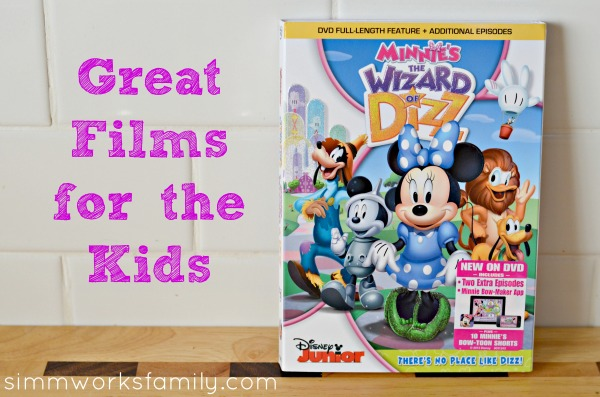 Family Movie Night Ideas - for kids