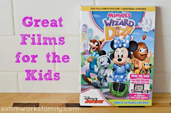 Family Movie Night Ideas - for kids