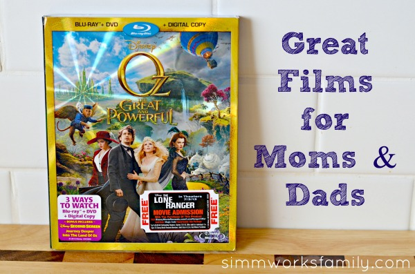 Family Movie Night Ideas - movies for parents
