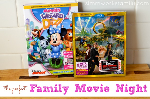 Family Movie Night Ideas