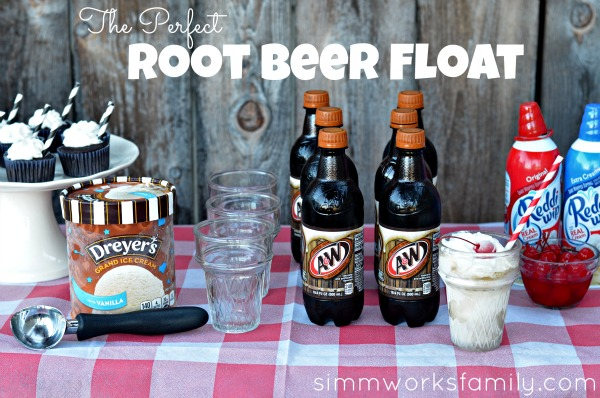 How to Make the Perfect Root Beer Float1