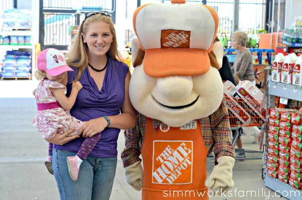 The Home Depot homer