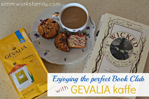 gevalia coffee enjoying book club