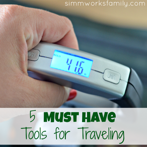 5 must have tools for traveling square